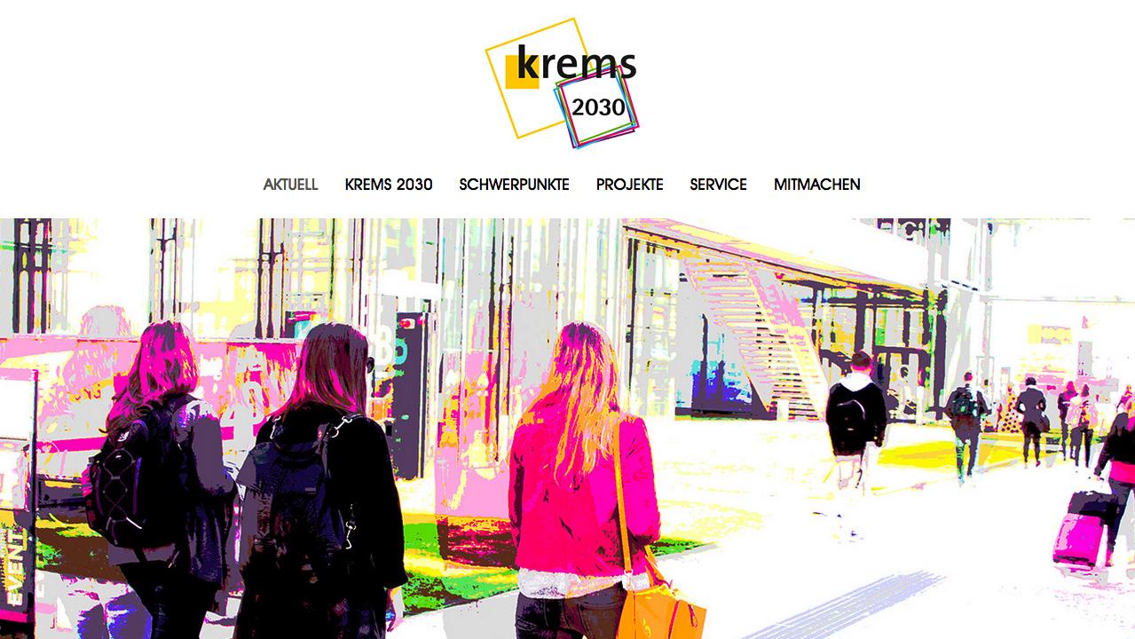 Website Krems 2030 @PhilippNaber