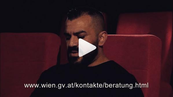 Rapper Nazar für Stadt Wien