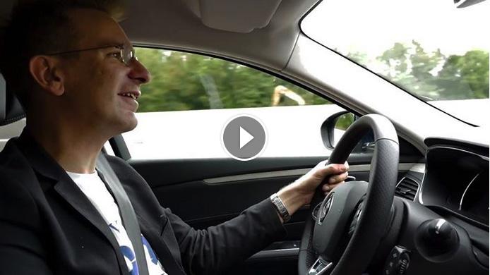Video mit Wirtschaftsblogger Gerald Hörhan für Renault
