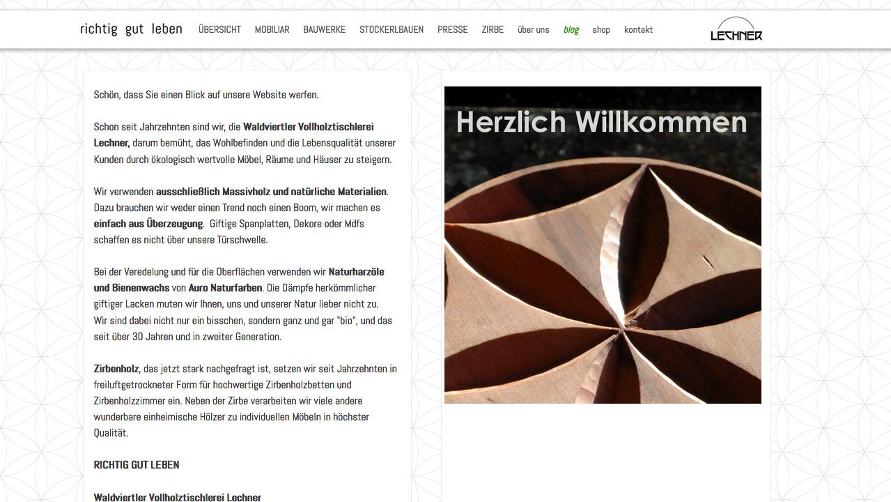 Website Richtig Gut Leben @PhilippNaber