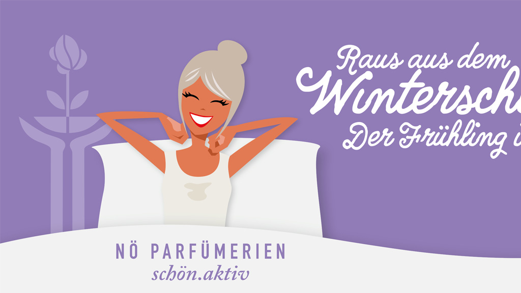 WKO NÖ Parfümerien Kampagne @ErikMaier
